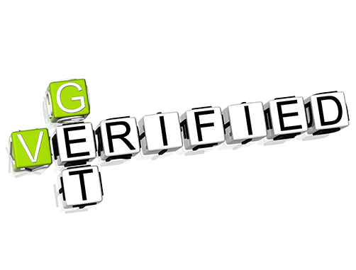 Get Verified, Build Trust