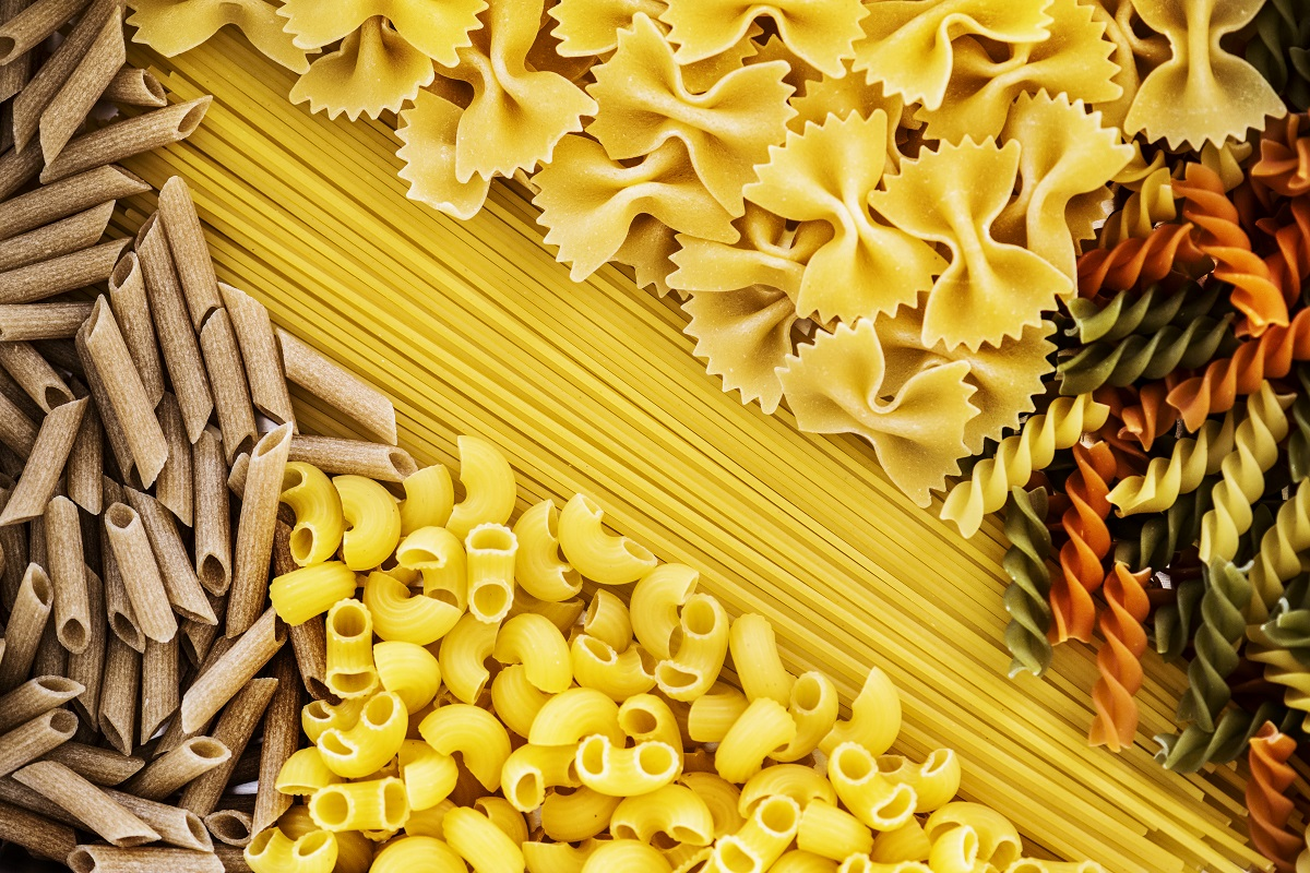 The Pasta Production and Export in Turkey