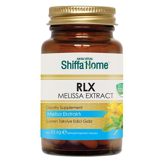 Relax Capsule Anti Stress Healthcare Supplement