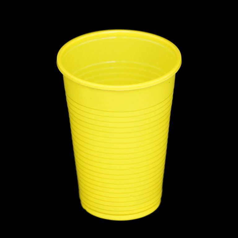 180 cc Disposable PP Colored Plastic Cup