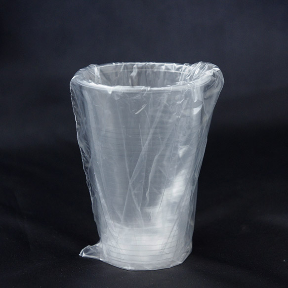 Individually Wrapped Disposable Plastic Cup