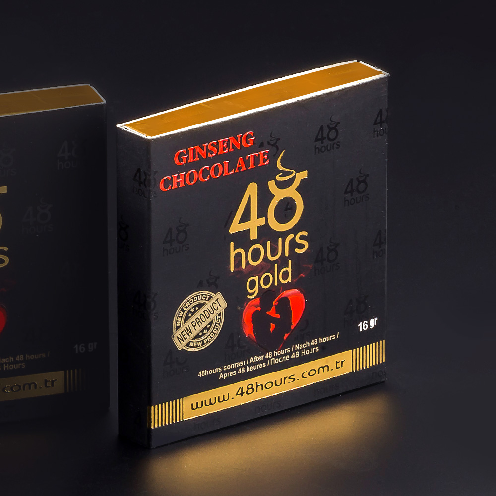 48 HOURS GOLD GINSENG CHOCOLATE