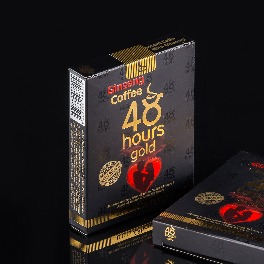 48 HOURS GOLD GINSENG COFFEE