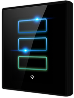 Wİ-Fİ SMART TOUCH SWITCHES