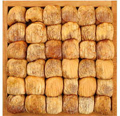 Conventional & Organic Dried Figs Pulled