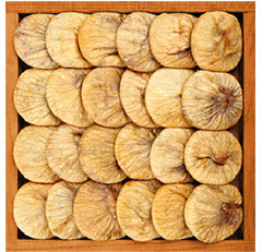 Conventional & Organic Dried Figs Layer
