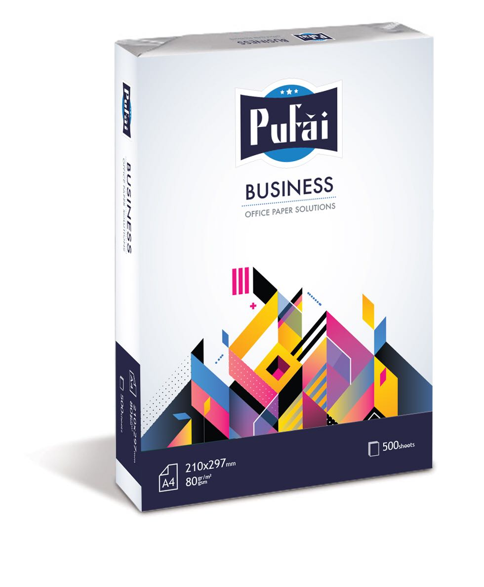 Business printing copy paper 80 gsm 500 sheets