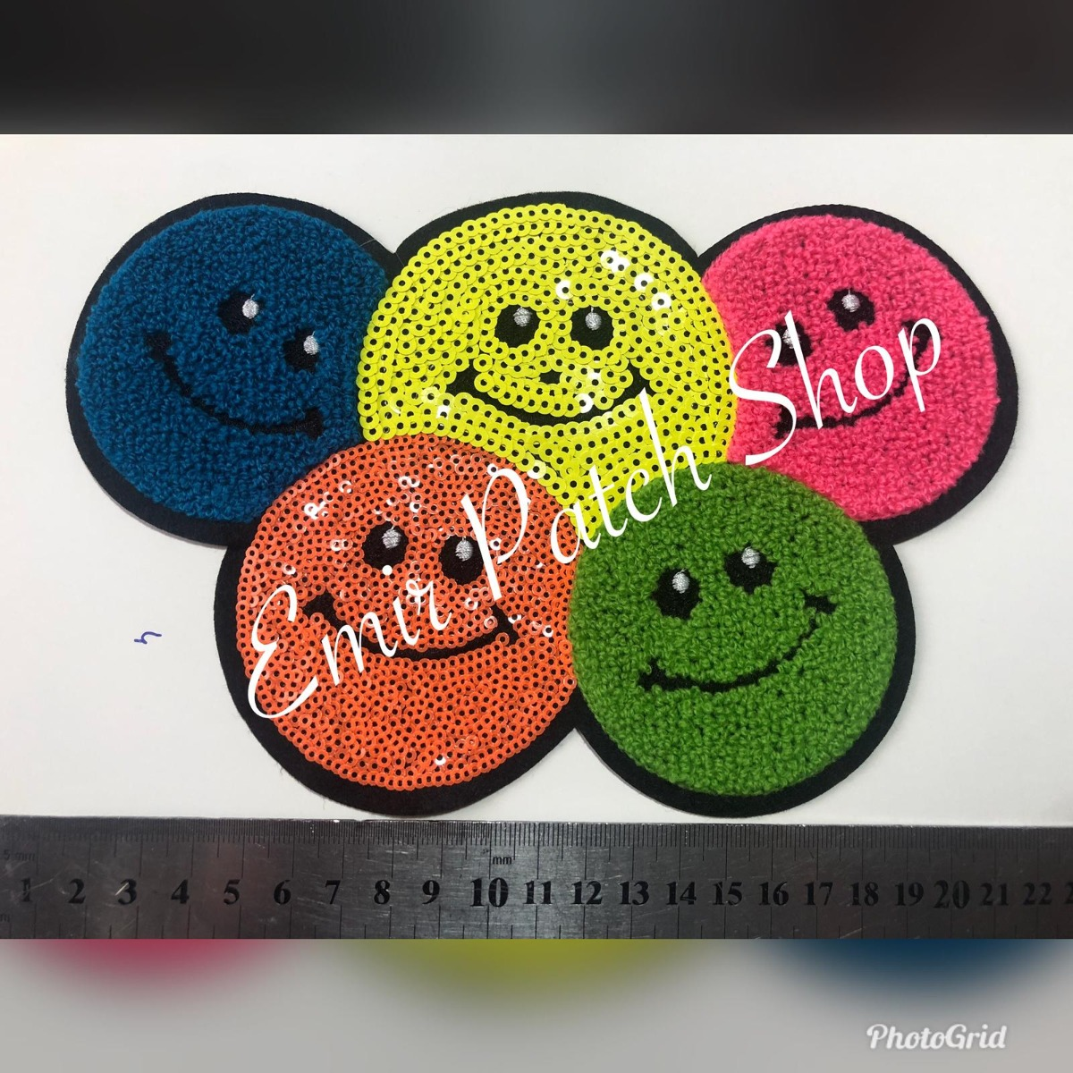 Embroidery Patch Accesories